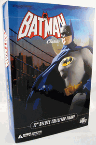 13-Inch Deluxe Collector - Classic Blue and Grey Batman