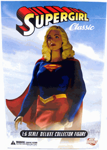 13-Inch Deluxe Collector - Classic Supergirl