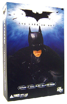 13-Inch Deluxe Collector - The Dark Knight Movie Batman (Christian Bale)