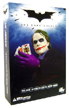 13-Inch Deluxe Collector - The Dark Knight Movie The Joker (Heath Ledger)