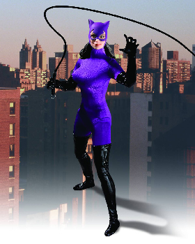 13-Inch Deluxe Collector - Catwoman Classic