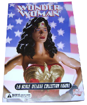 13-Inch Deluxe Collector - Wonder Woman