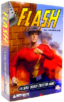 13-Inch Deluxe Collector - Golden Age The Flash Jay Garrick