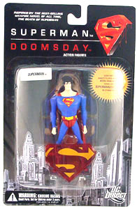 Superman Vs Doomsday: Superman