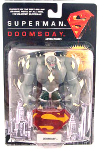 Superman Vs Doomsday: Doomsday