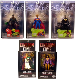 Elseworld Series 3 Set of 5