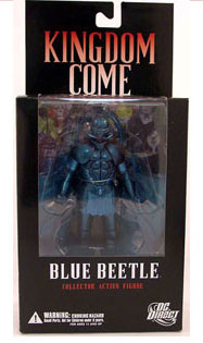 Kingdom Come - Blue Beetle