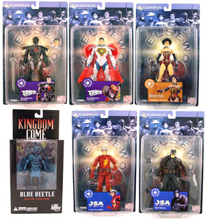 DC Direct Elseworld Series 4 Set of 6