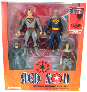 Elseworld Red Son Box Set