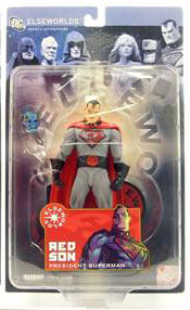 RED SON Series 2: President Superman