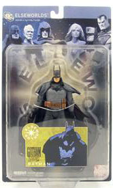 GOTHAM BY GASLIGHT: Batman