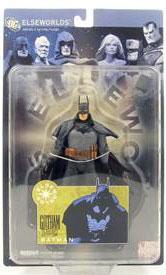 GOTHAM BY GASLIGHT: Batman