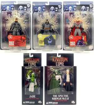 DC Direct Elseworlds Series 2 set of 5