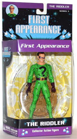The Riddler Appearance