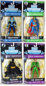 First Appearance Series 3 Set of 4