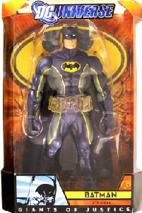 12-Inch DC Universe Giant Of Justice - Batman