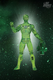 Green Lantern - HAL JORDAN (POWER GLOW)