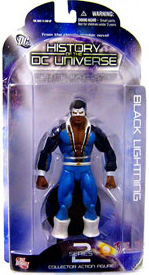 History of The DC Universe - Black Lightning