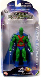 History of The DC Universe - Martian Manhunter