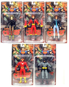 Identity Crisis Series 2 set of 5