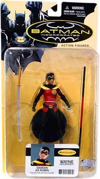 Batman Incorporated - Damian as Robin