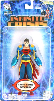 Infinite Crisis - Earth Prime Superboy