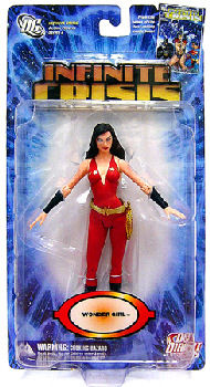 Infinite Crisis - Wonder Girl
