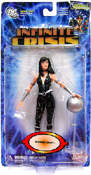 Infinite Crisis - Donna Troy