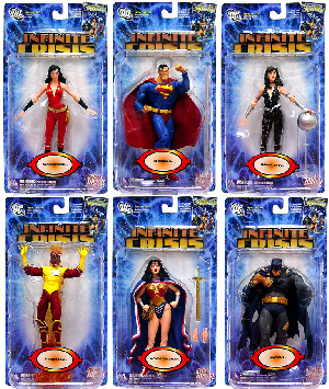 Infinite Crisis - Series 2 Set of 6