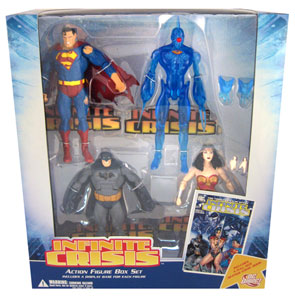 Infinite Crisis - Action Figure Box Set