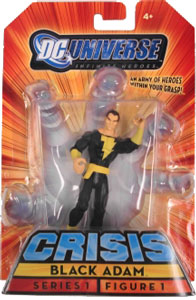 Infinite Heroes - Black Adam