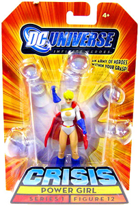 Infinite Heroes - Power Girl
