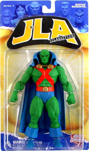 JLA Classified: Martian Manhunter