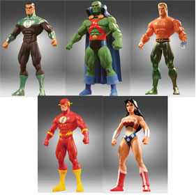 JLA Classified Series 1 Set of 5