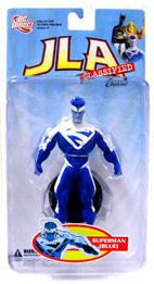 JLA Classified Classic - Superman Blue