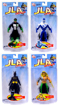 JLA Classified Classic - Series 2 Set of 4