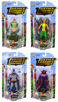 JLA Series 2 - Set of 4