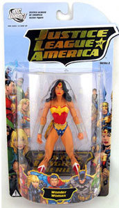 JLA - Wonder Woman
