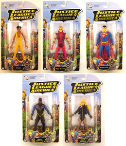 Justice League of America Series 1 Set of 5