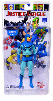 Justice League INTERNATIONAL: Blue Beetle