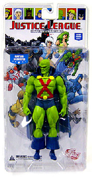Justice League INTERNATIONAL: Martian Manhunter