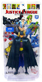 Justice League International: Batman