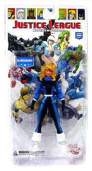 Justice League International: Black Canary