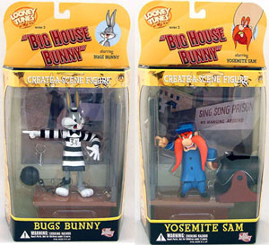 LOONEY TUNES GOLDEN COLLECTION: SERIES 3: BIG HOUSE BUNNY SET OF 2