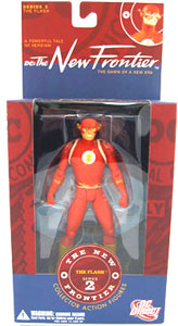 New Frontier - The Flash