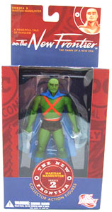 New Frontier - Martian Manhunter