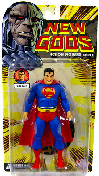 New Gods - Superman