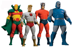 New Gods - Series 1 Set of 4