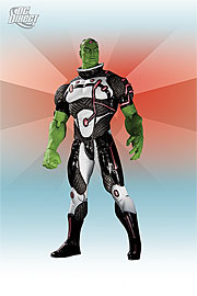 Superman New Krypton - Brainiac