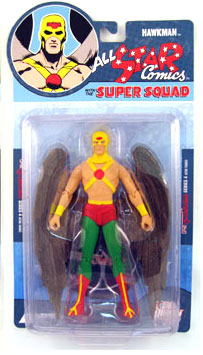 Reactivated 4 - Hawkman